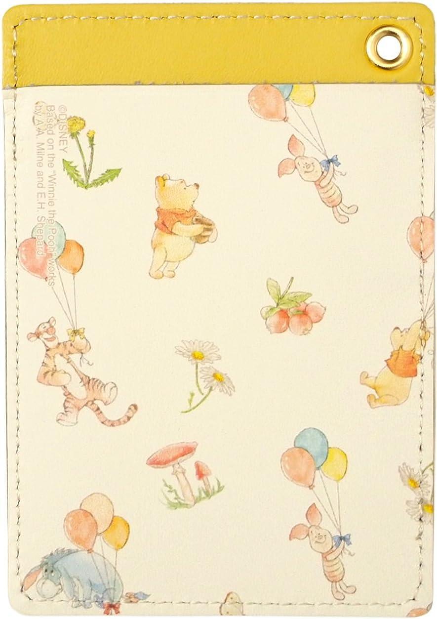 ファックス慈悲レディ(ディバージョン) DIVERSION Winnie The Poohコレクションパスケース