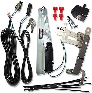 Pop & Lock PL8660 Black Power Tailgate Lock for Honda Ridgeline (Smart Lock Combination)