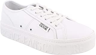 Jeans Couture White Speed Paradise Brick Sneakers- for Mens