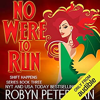 No Were to Run audiobook cover art