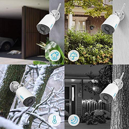 Caméra de surveillance Reolink Argus Eco 4