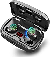 GRDE X10 TWS Wireless Earbuds, Bluetooth 5.0 Headphones 105H Playtime with 3000 mAh..