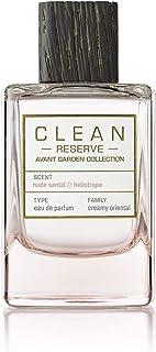 CLEAN RESERVE Avant Garden Eau de Parfum | Luxury Fragrance Formulated with Safe, Sustainably Sourced Ingredients | 3.4 oz/100 mL