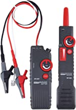 Kolsol Underground Wire Locator Cable Tester Locate High & Low Voltage Wires and Control Wires Cables Pet Fence Wires