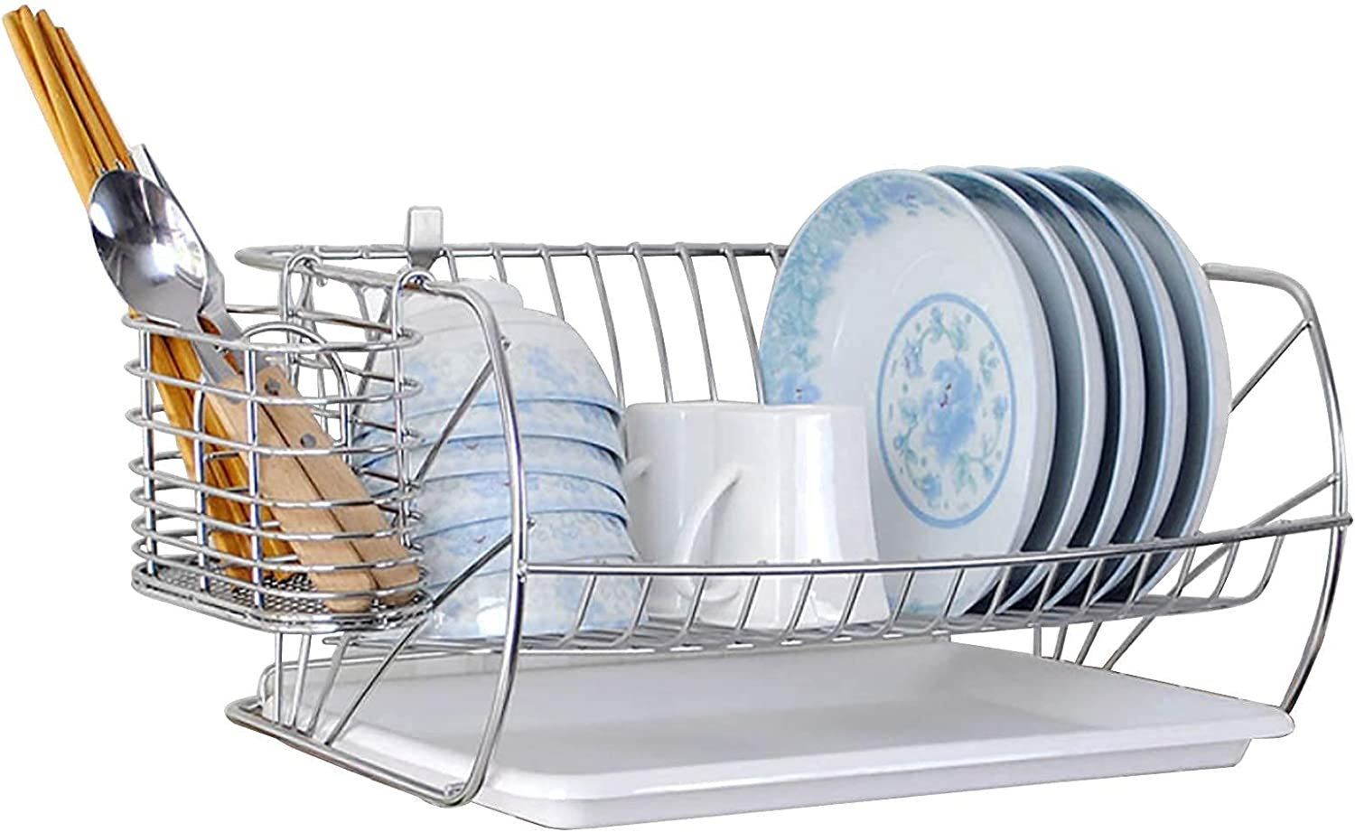 Hanging Dish Drying Rack Over New product! New type Sale SALE% OFF The Drainer with Drain Sink