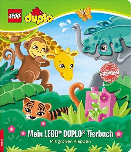 Mein LEGO® DUPLO® Tierbuch: Klapp-Bilderbuch