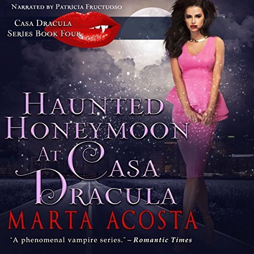 Haunted Honeymoon audiobook cover art