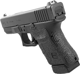 Talon Grip for Glock 29, 30, 36 (Gen4 No Backstrap) Black Rubber - 122R W/ Free Sticker - Johnson Enterprises, LLC