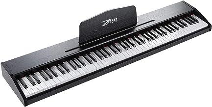 ZHRUNS Beginner Digital Piano Keyboard with 88 Key Full Size