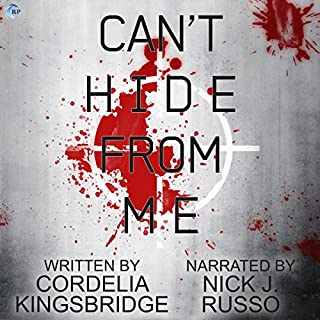 Can't Hide From Me audiobook cover art