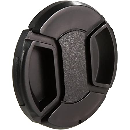 67mm PRO Centre-Pinch Snap-On Front Lens Cap for Canon Nikon Sony DSLR Camera