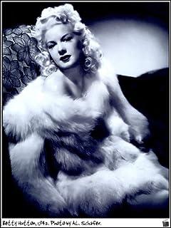 Betty Hutton - 1942, Photo by Al Schafer Photo Print (8 x 10)