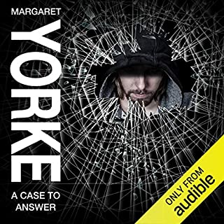 A Case to Answer                   By:                                                                                                                                 Margaret Yorke                               Narrated by:                                                                                                                                 Celia Montague                      Length: 9 hrs and 41 mins     4 ratings     Overall 4.5