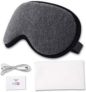 ホットアイマスク USB 電熱式 アイマスク 蒸気 OASISEYE 3D 立体型 繰り返し 洗える ギフト プレゼント