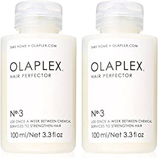 Olaplex Hair Perfector BCQsLr No 3 Repairing Treatment, 3.3 Oz (Pack of 2)