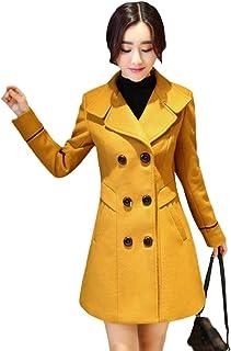 eebd5f4ab5 Amazon.it: YuanDian - Giacche e cappotti / Donna: Abbigliamento