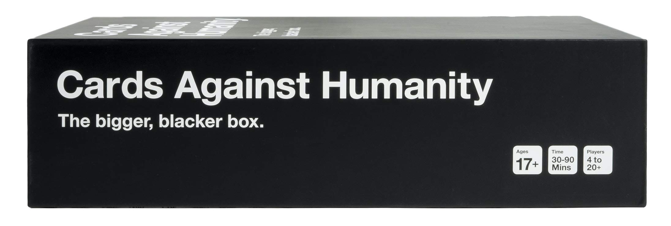 Cards Against Humanity: The Bigger, Blacker Box: Amazon.es ...