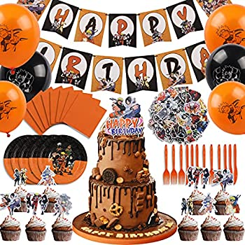 Best naruto party supplies Reviews