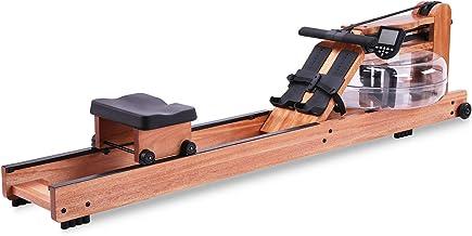 BATTIFE - Máquina de remo, de madera de nogal roja con