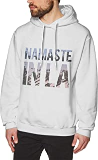 DGGE Namaste in LA Men's Hoodies Sweatshirts Clothing and Sports