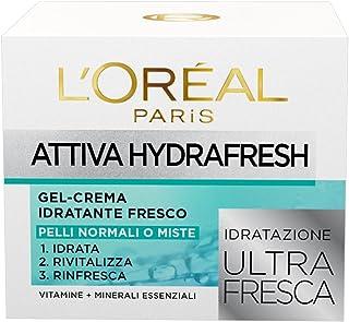 L'OREAL Attiva Hydrafresh Pelli Normali6Miste 50