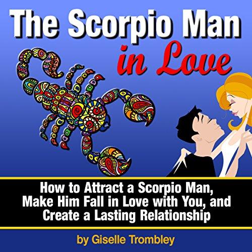 The Scorpio Man in Love  audiobook cover art
