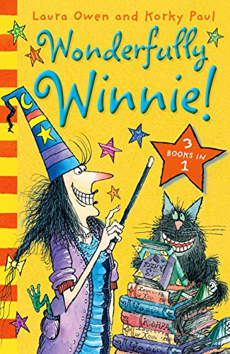 Wonderfully Winnie! 3-in-1 (Winnie the Witch 3 Books in 1)
