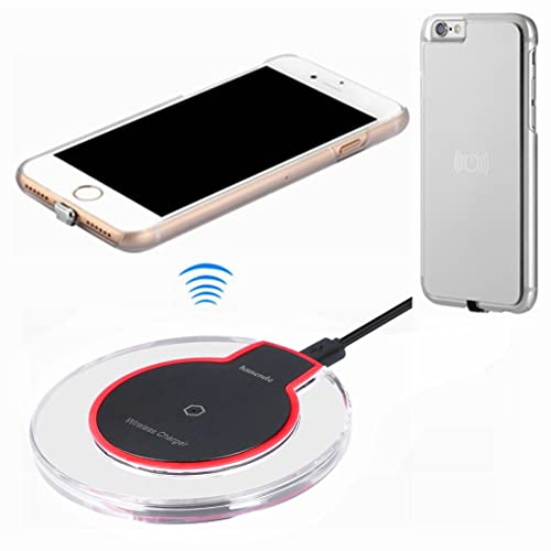differently d849e ea7d4 iPhone 6s Wireless Charging: Amazon.com