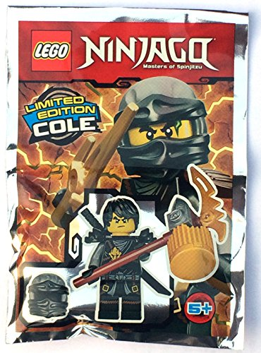 Ninjago Lego 891722 - Cole - Limited Edition