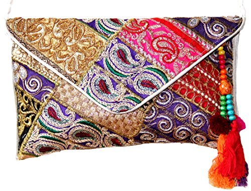 Gypsy Hippie Boho Bohemian Embroidered Bags Shoulder Bags College Bags Designer Bags 1621