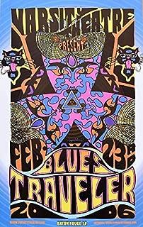 Blues Traveler Concert Poster Baton Rouge 2006