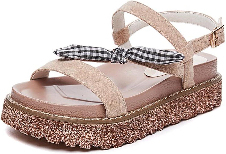 CJC Sandals Fashion Women's Open Toe Bowtie Modern Slippers