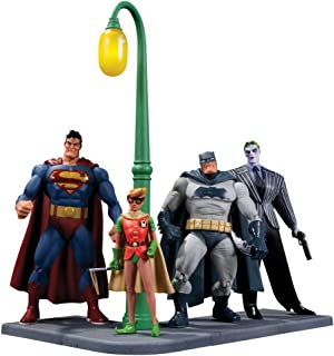 DC Collectibles Batman: The Dark Knight Returns Action Figure, 4-Pack
