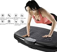 Fitness Vibration Plate Powerful Remote Control 99 Speed Adjust Low Noise Slimming Machine Fat Burning Fitness Machine Foot Magnet Shiatsu Massager DSB Estimated Price : £ 428,54