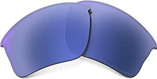 Oakley Flak Jacket XLJ Replacement Lenses & Cleaning Kit Bundle
