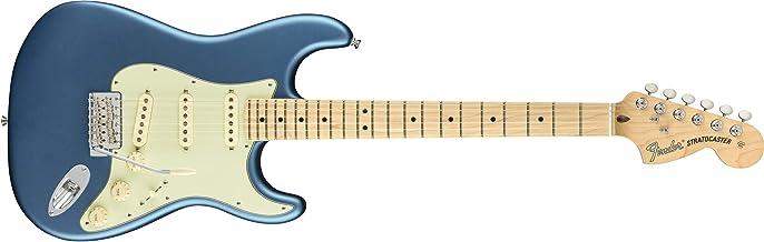 Fender American Performer Stratocaster MN Satin Lake Placid Blue w/Gig Bag