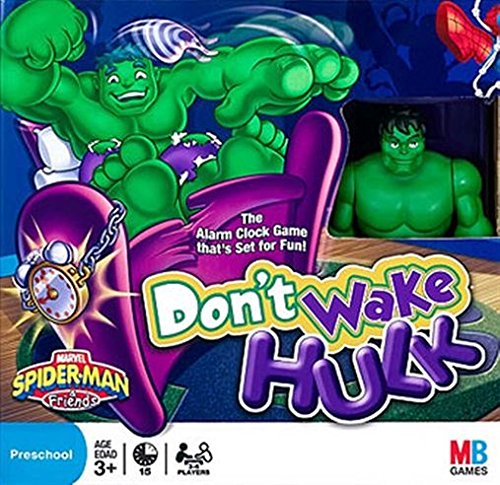 Hasbro 'Dont Wake The Hulk' - Ne réveillez pas le Hulk - Anglais