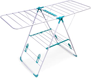 DHAVJ Advance Blue Series Robusto Cloth Drying Stand