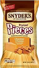 Snyder's of Hanover Pretzel Pieces, Cheddar Cheese, 12 Ounce