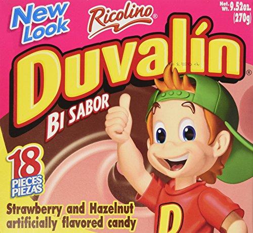 Duvalin Choc-Strawberry Candy (9.52 oz)