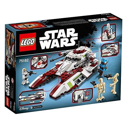 Tank de Combat Republic Fighter LEGO Star Wars 75182 - 305 Pièces - 5