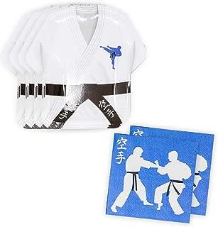 taekwondo birthday party supplies