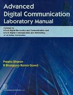 Advance Digital Communication Laboratory Manual (English Edition)