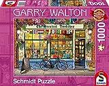 Schmidt Spiele- Garry Walton - Puzzle (1000 Piezas), Color carbón (59604)
