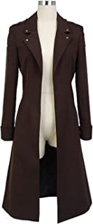 Attack on Titan Eren Jaeger New Coat Cosplay Costume