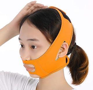 V-vormig afslankend gezichtsmasker, afslankband voor het gezicht Gezichtshefriem V-lijn opheffende kinband Anti-rimpel voo...
