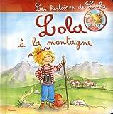 Lola à la montagne
