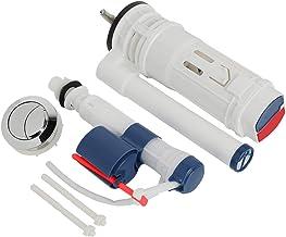 Nicoone Universele Toilet Vulklep Kit, Drukknop Vulklep, Toilet Spoelknop Staven Hogedruk Pompen Accessoires voor Thuis