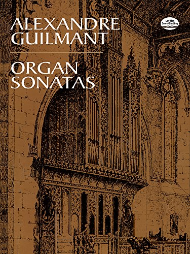 Guilmant Organ Sonatas: Noten für Orgel (Dover Music for Organ)
