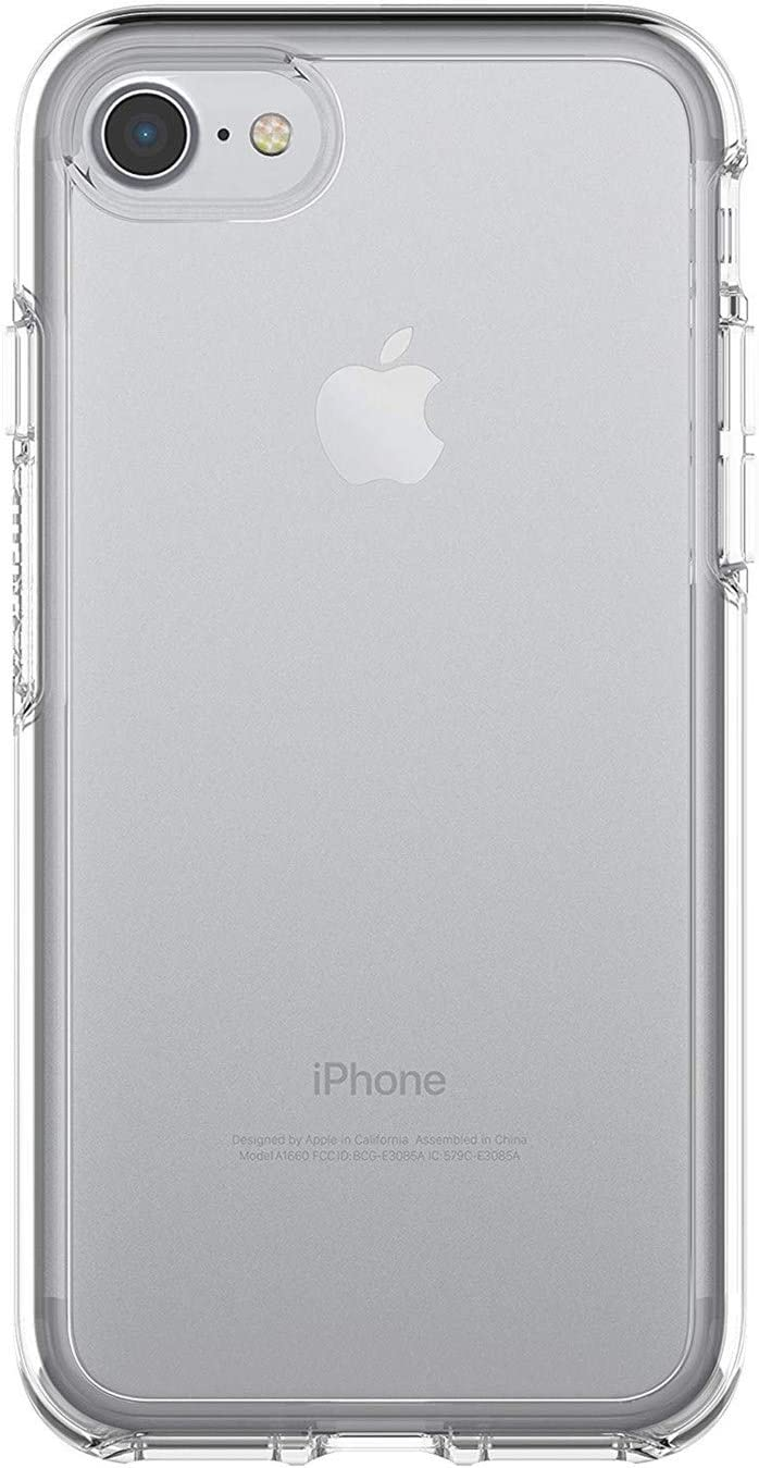 Phone Case for Symmetry Clear Series iPhone SE (2nd gen - 2020) and iPhone 8/7 (NOT Plus) Symmetry Series Case-Clear